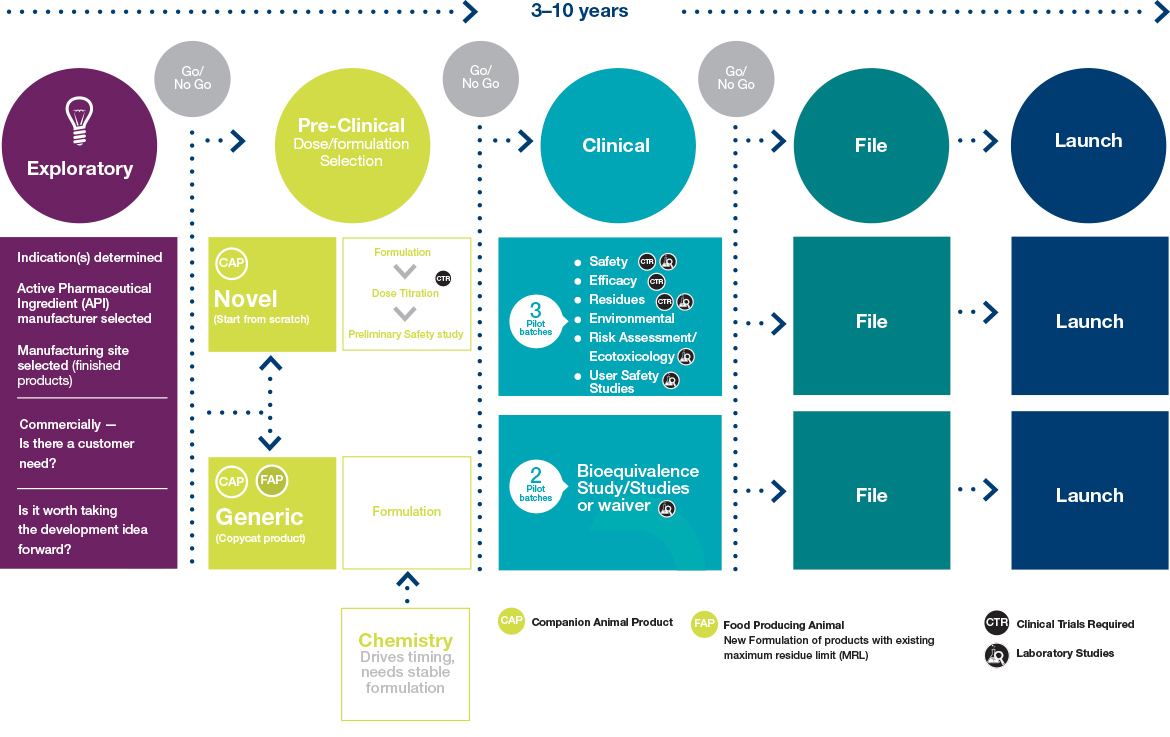 How We Develop New Products - Dechra Pharmaceuticals PLC Annual ...